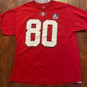 Jerry Rice San Francisco 49ers Shirt